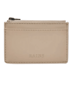 Zip Wallet Beige