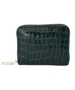 Croc Wallet Duck Green
