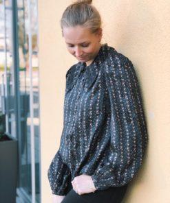 Jaquard Lace Shirt