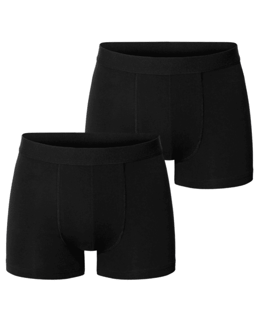 Boxer Brief Modal 2-Pack Black