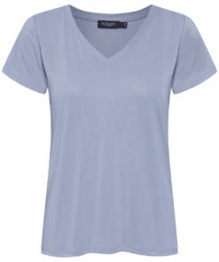 Columbine V-Neck T-Shirt Tempest