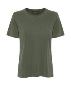 Columbine Crew-Neck T-Shirt Climbing Ivy