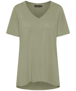 Columbine Oversize T-Shirt Vetiver