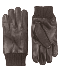 Hackney Gloves Dark Brown