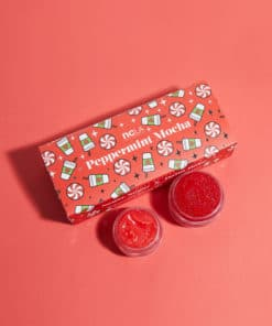 Lip Care Duo - Peppermint Mocha