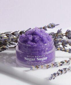 Sugar Sugar Lip Scrub - Lavender