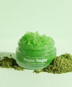 Sugar Sugar Lip Scrub - Matcha Tea