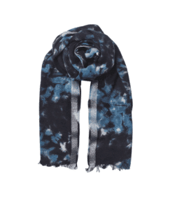Dingle Como Scarf Blue