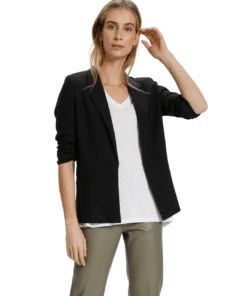 Shirley Blazer Black