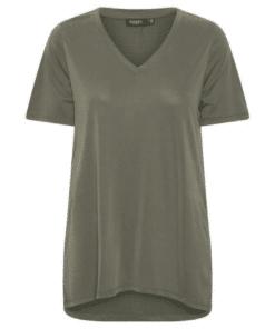 Columbine Oversize T-Shirt Climbing Ivy