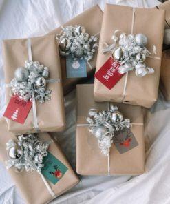 Pakke Julekort Til & Fra 15 stk