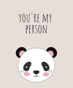 You're My Person A7