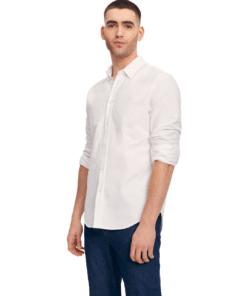 Liam BX 11389 Shirt White