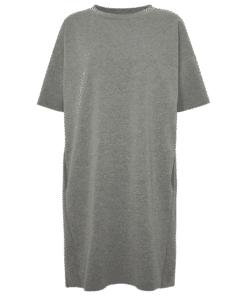 Regitza Dress Dark Grey Mel