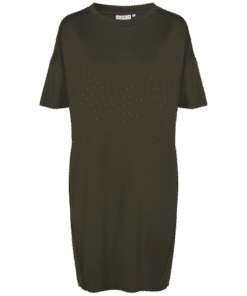 Regitza Dress Racing Green