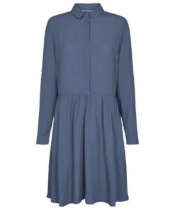 Bindie Short Dress China Blue