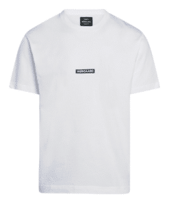 Box Logo Twin T-Shirt White