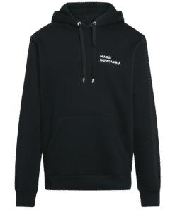 New Standard Hoodie Logo Black