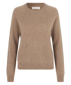 Boston O-Neck Sweater Caribou