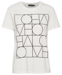 Anneke T-Shirt White