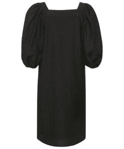 Tautou Dress Black
