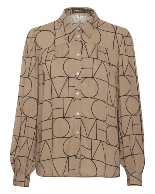 Montoya Shirt Love Print Emine