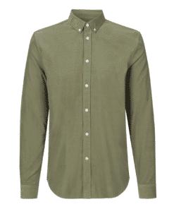 Liam BX 11039 Shirt Deep Lichen Green