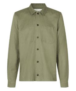 Ruffo JC Shirt Deep Lichen Green
