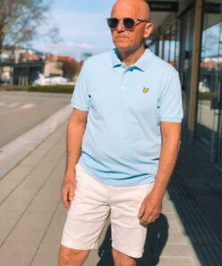 Polo T-Shirt Deck Blue