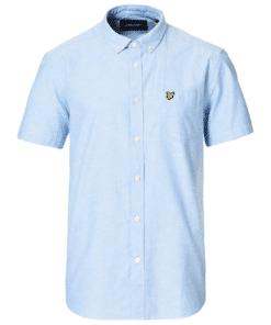 Short Sleeve Oxford Shirt Riviera