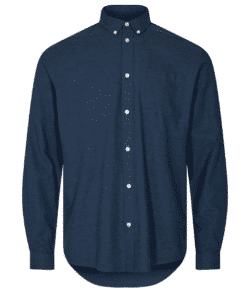 Jay Long Sleeved Shirt Majolica Blue