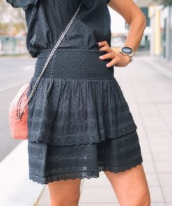 Ingalina Skirt Black