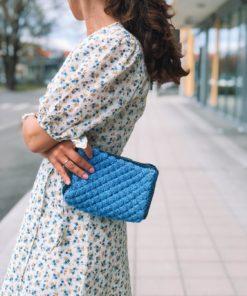 Nudo Paulita Bag Cornflower Blue