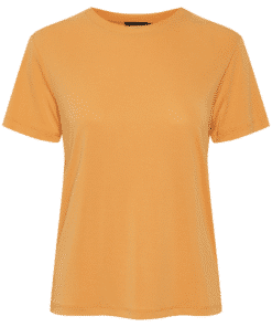 Columbine Crew-Neck T-Shirt Golden Nugget