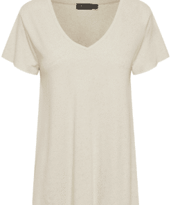 Linette T-Shirt Whisper White