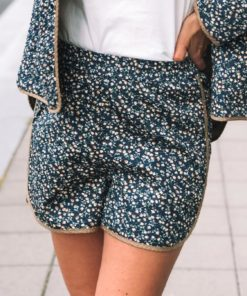 Banks Shorts Viol Print Parisian Night