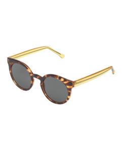 Lulu Sunglasses Havana Combi