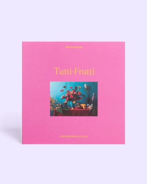 Tuti Frutti Puslespill