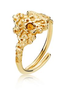 Silke x Sistie Ring Gold