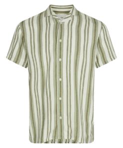 Emanuel Short Sleeve Shirt Olivine