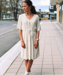 Biolina Dress Broken White