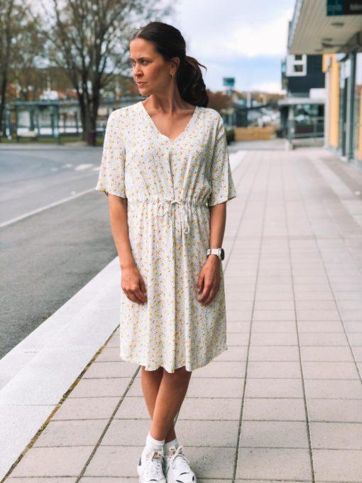 Biolina Dress Broken White
