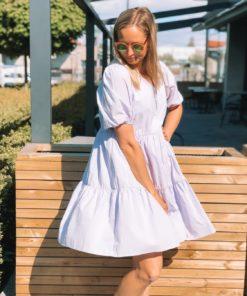 Miamea Dress Lavender Blue