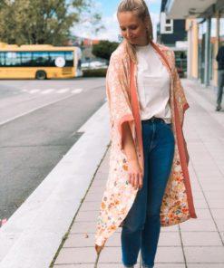 Florentina Liberte Kimono Dusty Pink