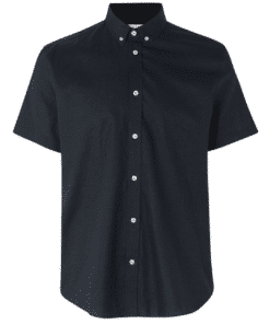 Vento Short Sleeve Shirt Night Sky