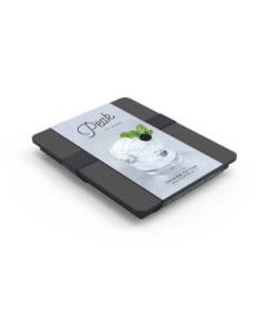 Crushed Ice Tray Black