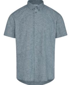 Alexander Short Sleeve Shirt 8025 Majolica Blue