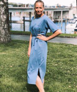 Philine Dress China Blue