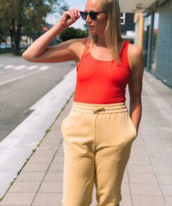 Saline Costa Swimsuit Red