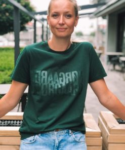 Trenda P Single Organic T-Shirt Scarab